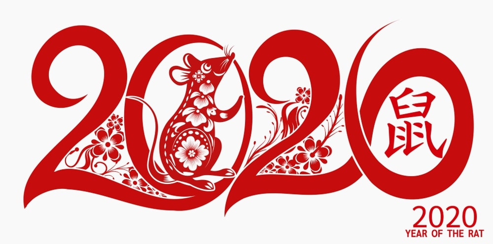 Happy Lunar New Year – Year of the Rat